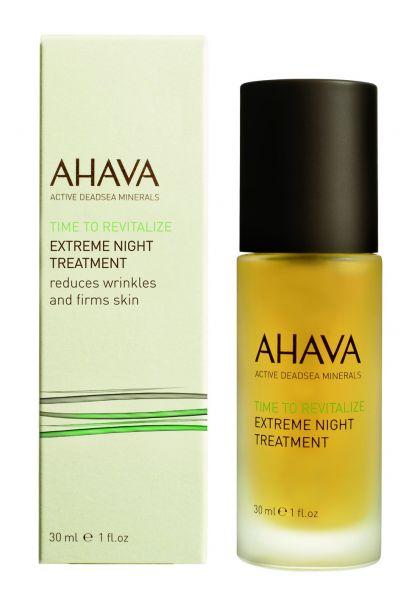 AHAVA Extreme Atstatantis naktinis serumas, 30ml. Night treatment