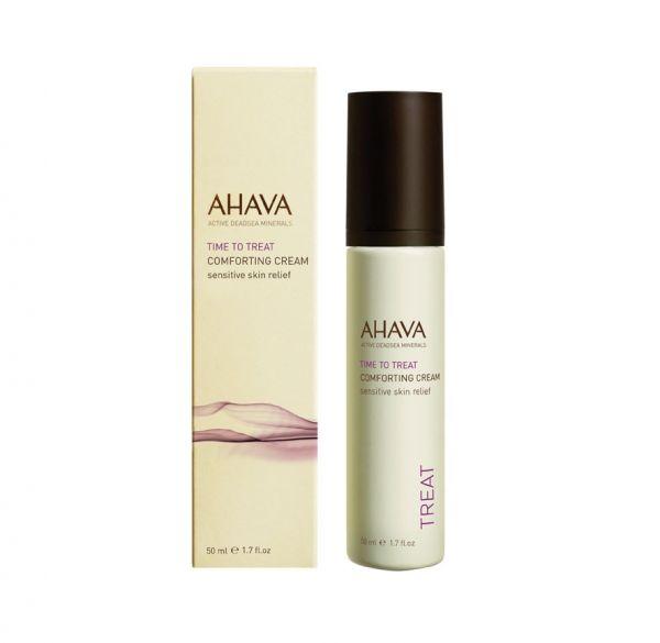 AHAVA Raminantis kremas jautriai, raustančiai odai, 50ml. Comforting cream