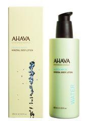 AHAVA Mineralinis kūno losjonas, 250ml.