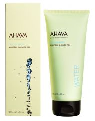 AHAVA Mineralinė dušo žele, 200ml.