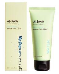 AHAVA Mineralinis pėdų kremas, 100ml. Mineral foot Cream