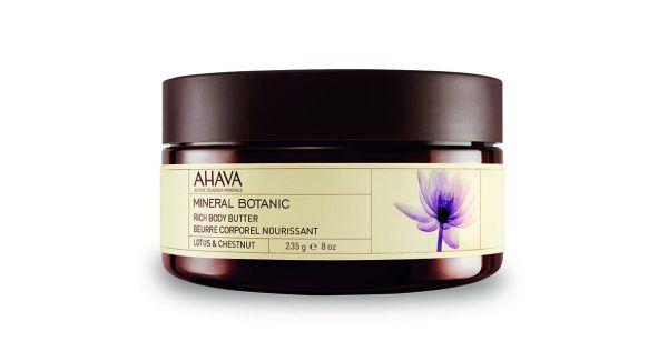 AHAVA Mineral Botanic kūno sviestas, 235g. (2)