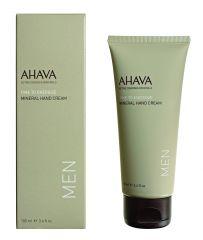 AHAVA Vyriškas mineralinis rankų kremas, 100ml.