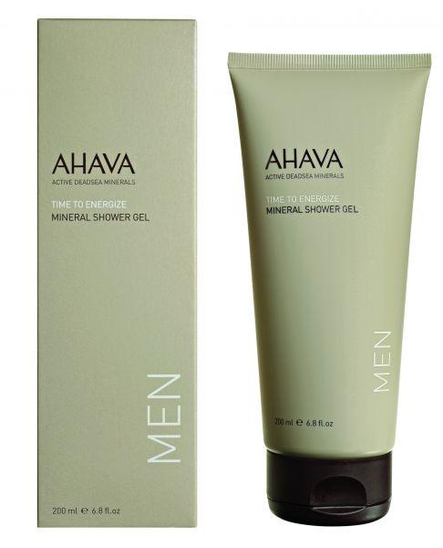 AHAVA Vyriška Mineralinė dušo žele, 200ml.