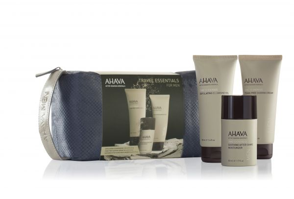 AHAVA RINKINYS TRAVEL ESSENTIALS for men