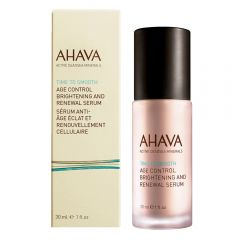 AHAVA Brightening and renewal seru, 30ml. Intensyvus balinantis serumas