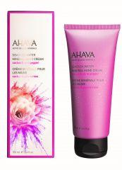 AHAVA Mineralinis rankų kremas Kaktusas ir Rožinis pipiras, 100ml.Mineral Hand cream Cactus and Pink pepper