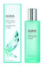 AHAVA DRY OIL BODY MIST Sea kissed, 100ml. Drėkinantis purškiamas aliejus Jūros bučinys