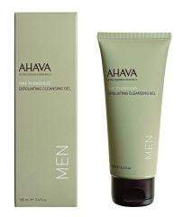 AHAVA Exfoliating cleansing gel, 100ml. Veido prausiklis   šveitiklis