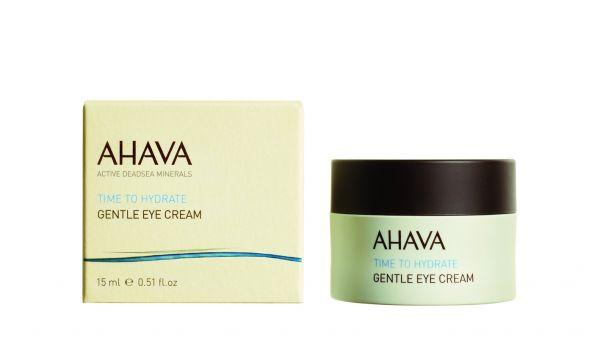 AHAVA Švelnus paakių kremas, 15ml. Gentle Eye cream