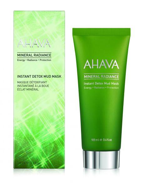 Mineral Radiance Instant Detox Mud Mask l