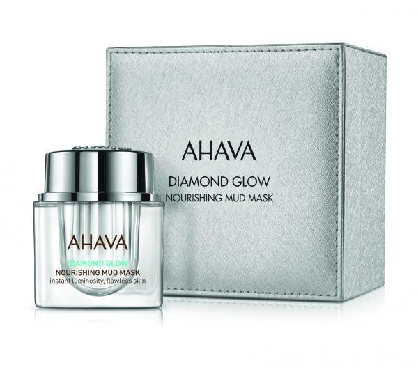 Diamond Glow anti age veido kaukė