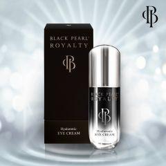 Juodasis perlas paakių kremas su hialuronu , 40ml. BLACK PEARL ROYALITY Hyaluronic Eye cream, 40m