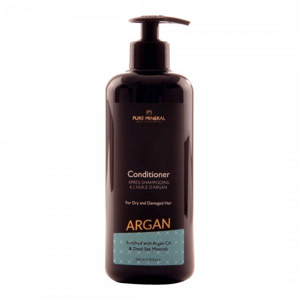 PURE MINERAL ARGAN CONDITIONER, 500ml