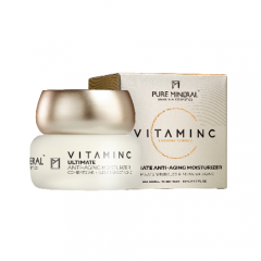 PURE MINERAL VITAMIN C ULTIMATE ANTI   AGING MOISTURIZER