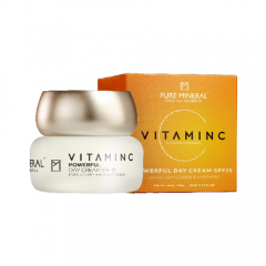 PURE MONERAL VITAMIN C POWERFUL DAY CREAM SPF15