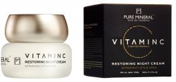 PURE MINERAL VITAMIN C RESTORING NIGHT CREAM, 50ml