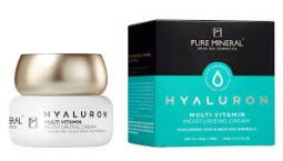 PURE MINERAL HYALURON MULTI VITAMIN MOISTURIZING CREAM, 50ml.