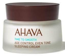 AHAVA Age control sleeping cream